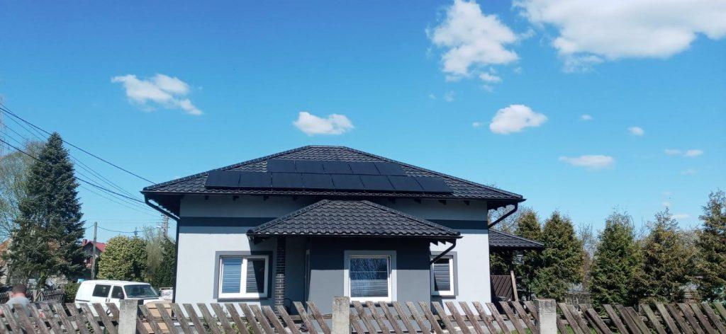 Kioto Solar 310W + Fronius Drzycim 2