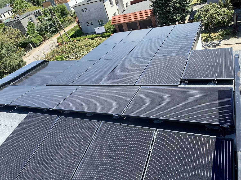 Kioto Solar 310W + SolarEdge Poznań 2